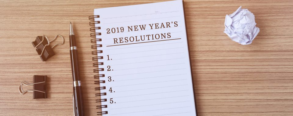 image Making New Year's Resolutions