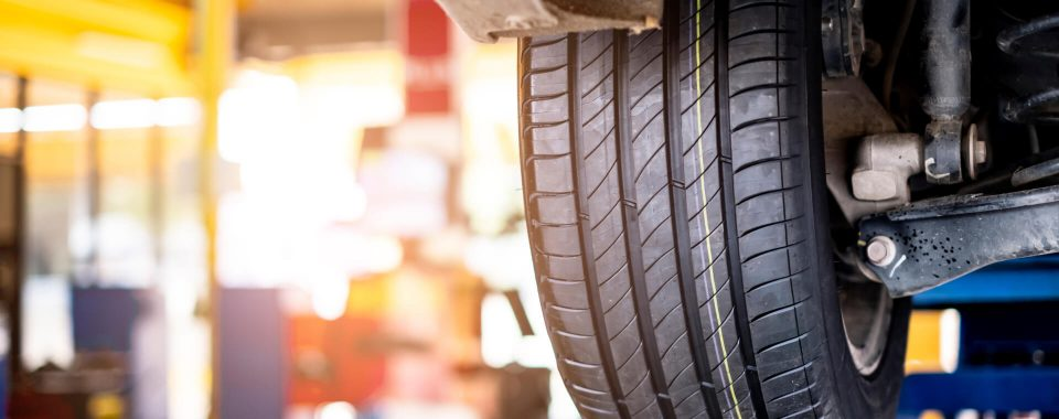 image Signs Your Car's Tires Might Be on the Way Out