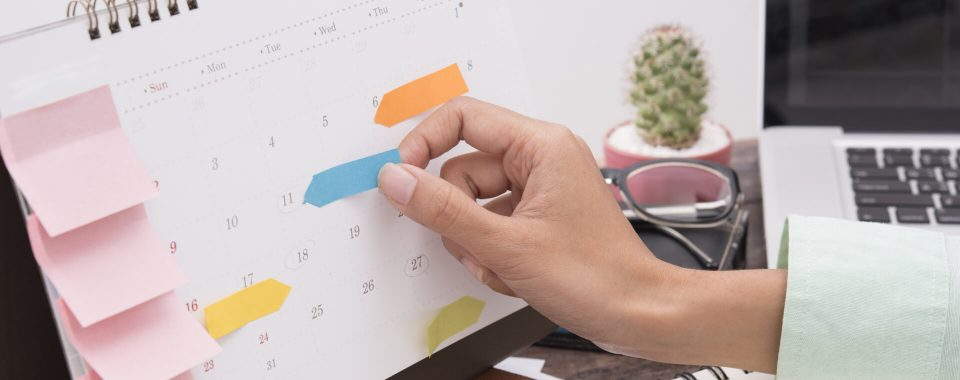 image Tips for Staying Organized Through All of 2019