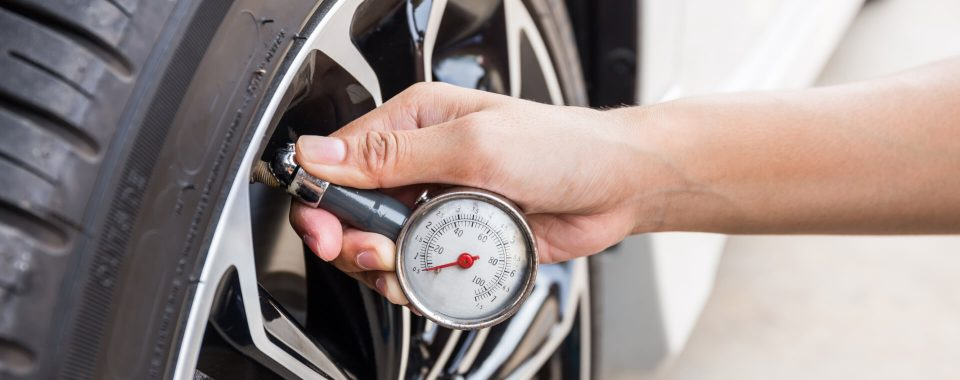 image How to Check Your Tire Pressure