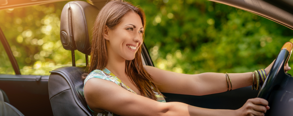 image Insurance Plans That Work Best When You're Driving Less